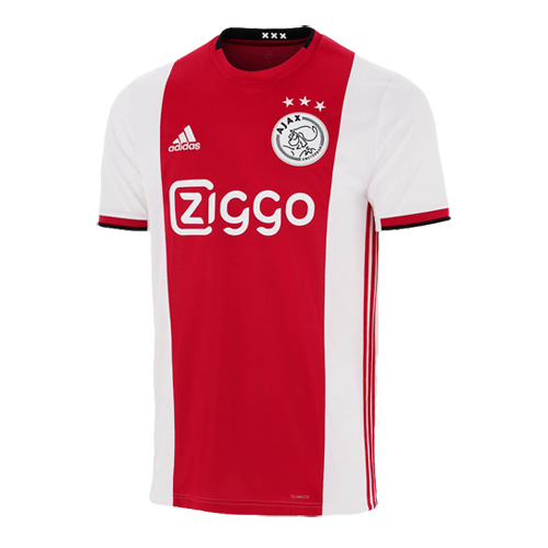 Ajax 2019/20 Home Kit - JerseyClub.net