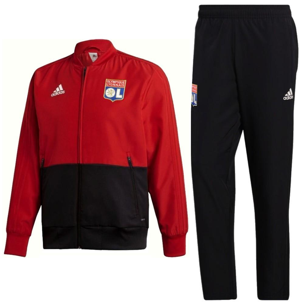 Lyon 2018/19 Training Tracksuit