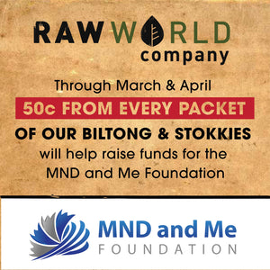 RWC & MND and Me Foundation