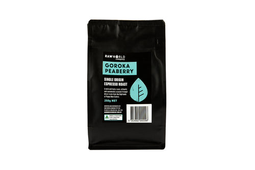 Goroka Peaberry Single Origin Espresso Roast