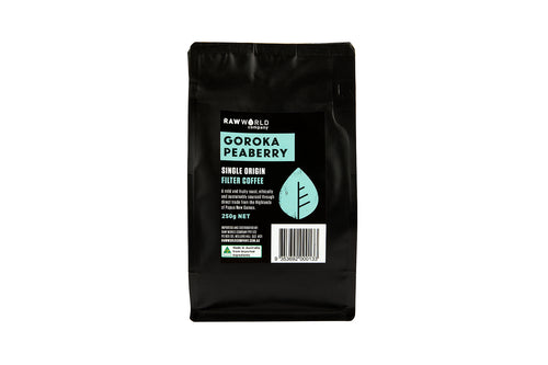 Goroka Peaberry Single Origin Filter Coffee