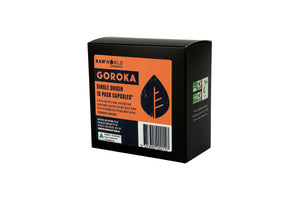 Goroka Single Origin Nespresso Compatible 10 Pack Capsules