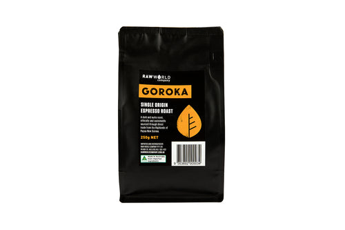 Goroka Single Origin Espresso Roast