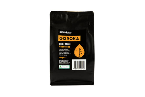 Goroka Single Origin Filter Coffee