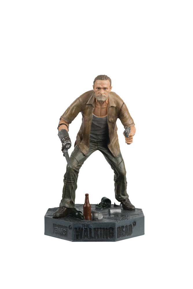 WALKING DEAD FIG MAG #5 MERLE (C: 0-1-2)