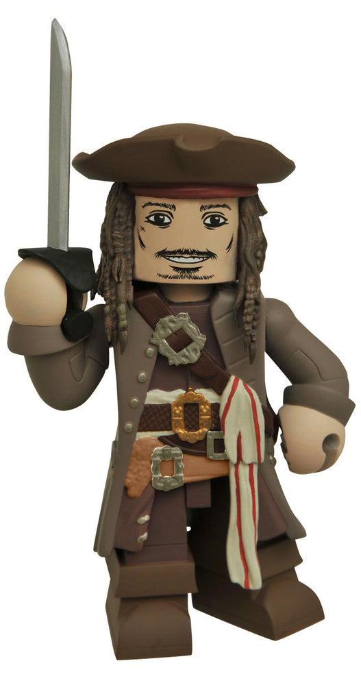 POTC DEAD MEN TELL NO TALES JACK SPARROW VINIMATE (C: 1-1-2)