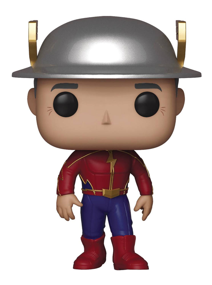 POP TV FLASH JAY GARRICK VINYL FIG (C: 1-1-2)