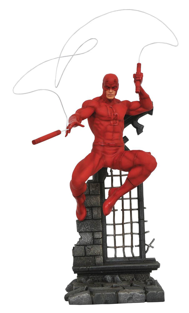 MARVEL GALLERY DAREDEVIL COMIC PVC FIG (C: 1-1-2)