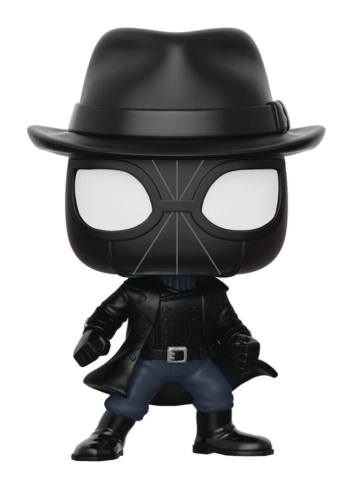 POP MARVEL SPIDER-MAN NOIR VINYL FIG (C: 0-1-2)