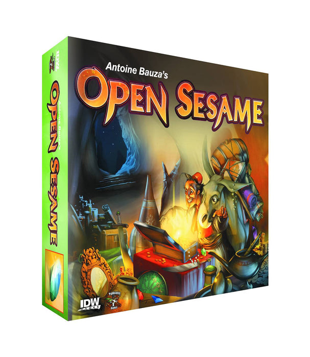 OPEN SESAME CARD GAME (C: 0-1-2)