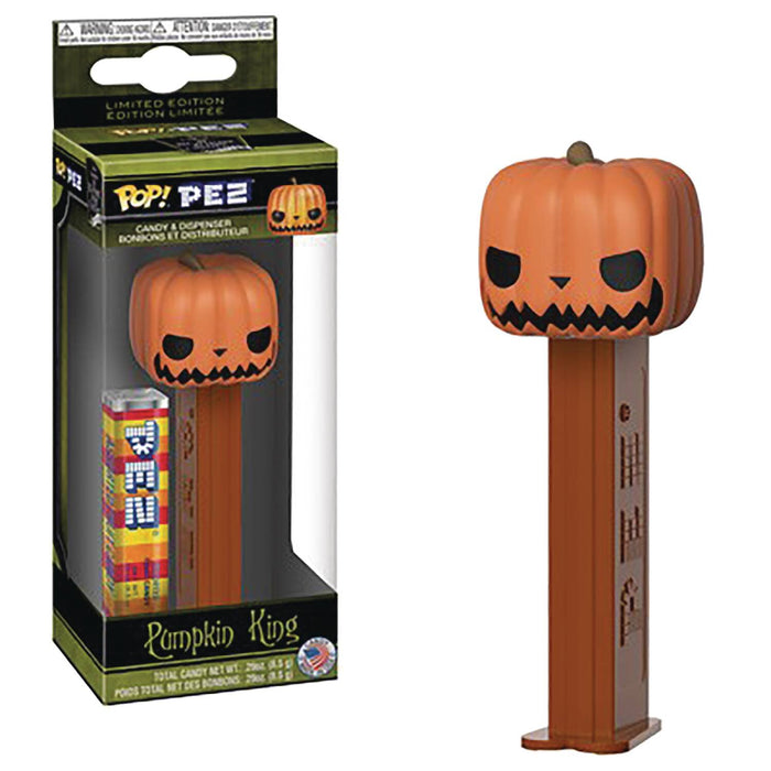 POP PEZ NBX PUMPKIN KING (C: 1-1-2)