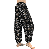 Custom Women's Dog Harem Pants