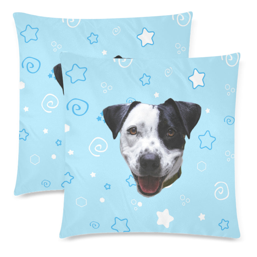 Stars & Swirls Pillow Covers