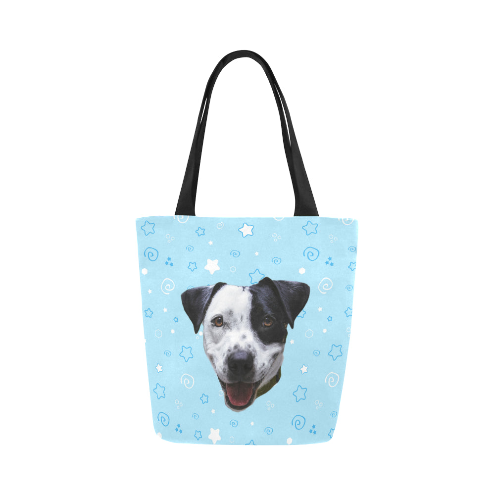 Stars & Swirls Tote Bag