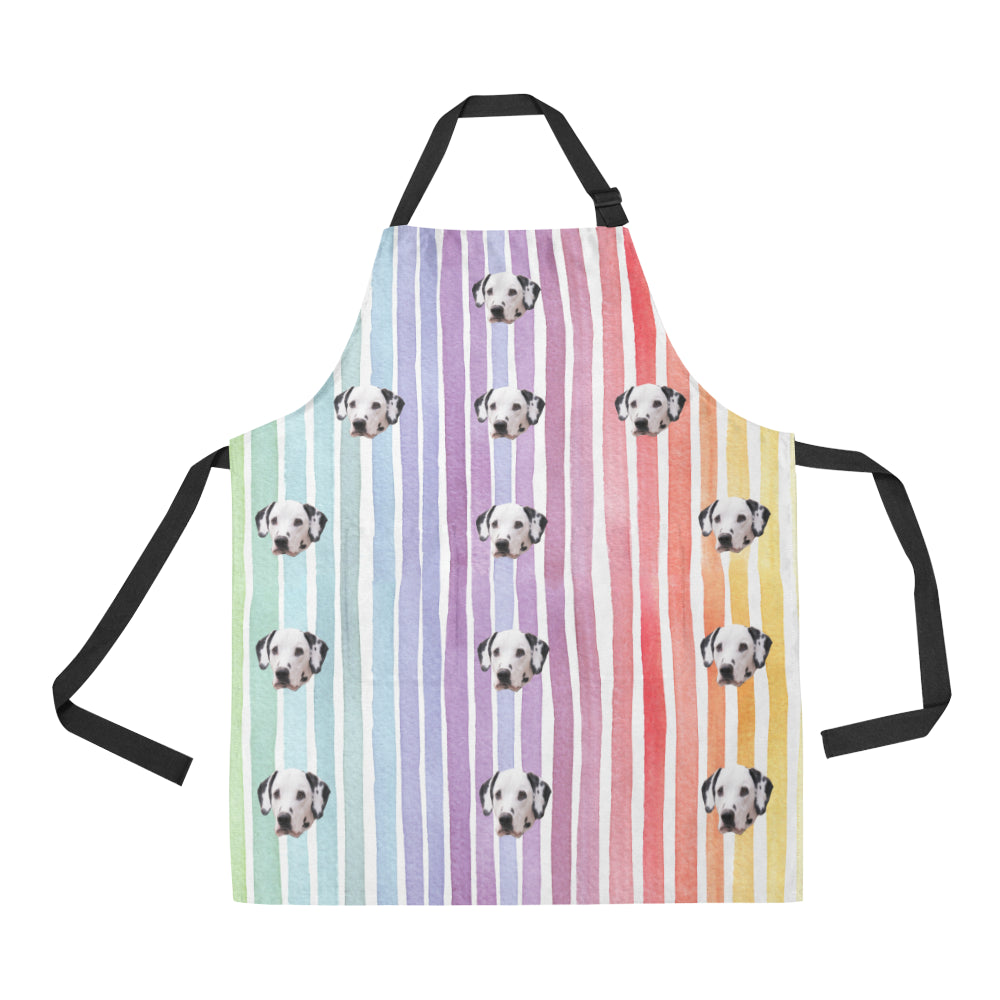 Rainbow Dreams Cooking Apron