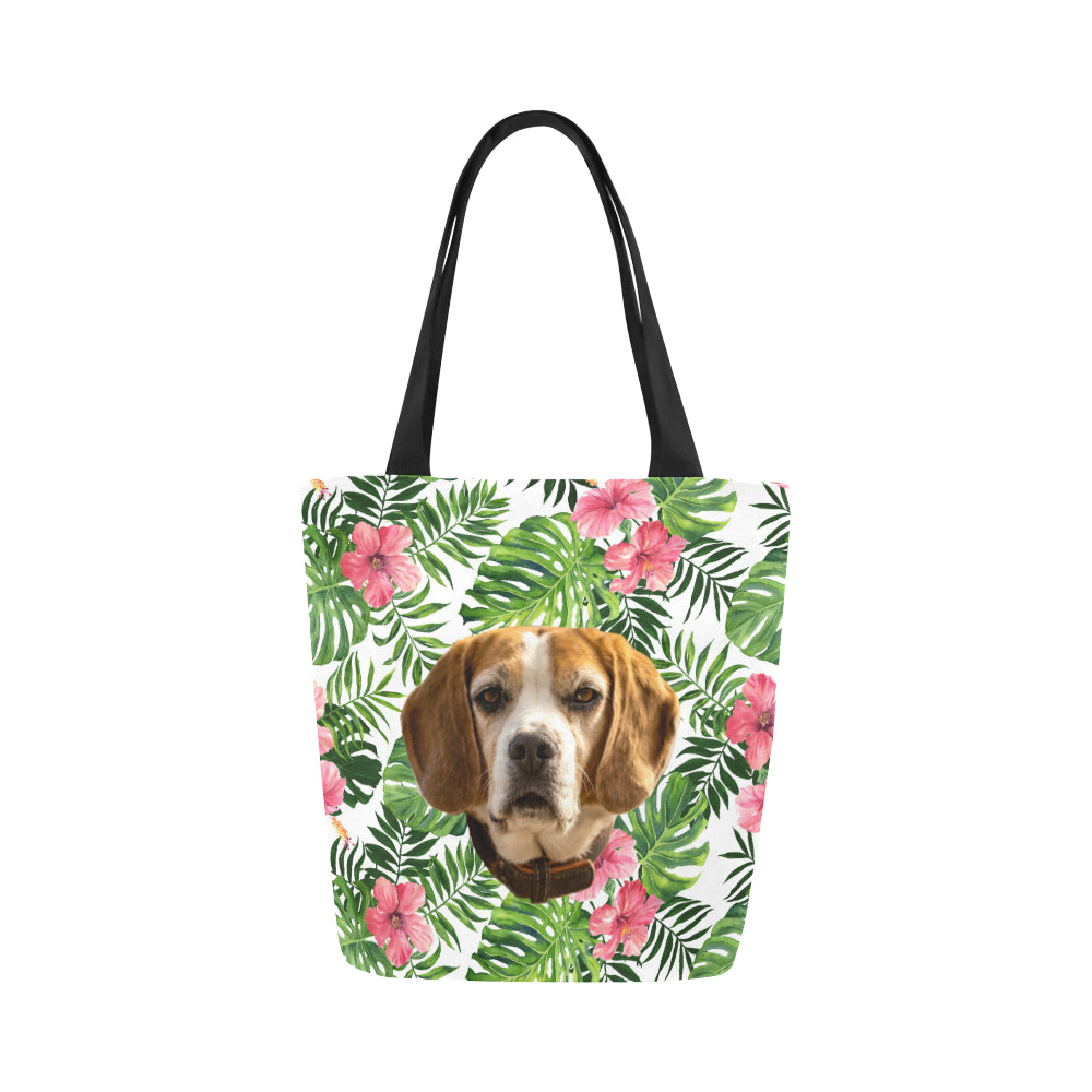 Tropical Palm Tote Bag