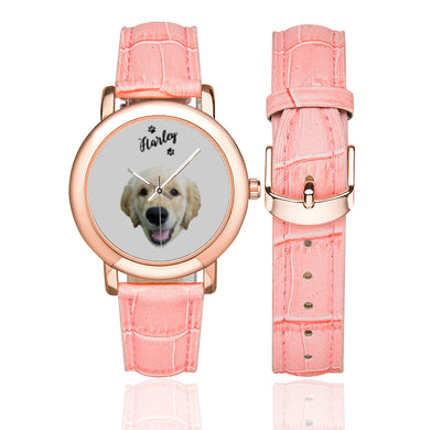 Custom Pet Watch