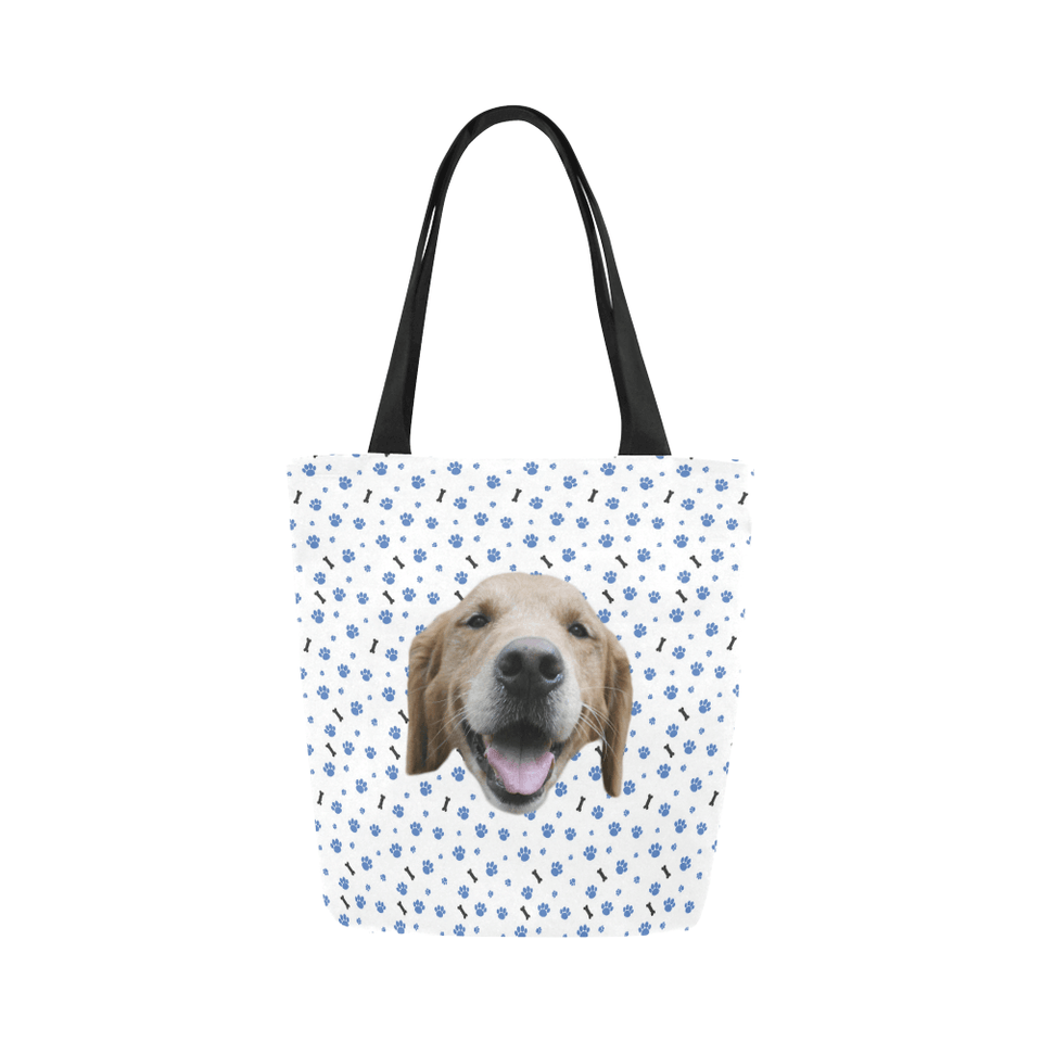 e08784559fa4 Custom Dog Tote Bag – Pawwsy