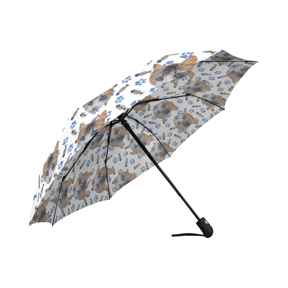 Custom Cat Umbrella