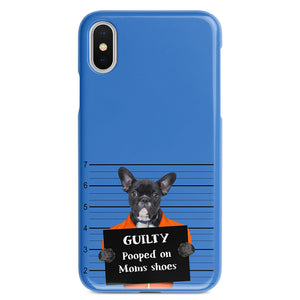 Custom Bad Dog Phone Case