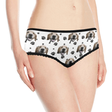 Custom Women's Dog Underwear
