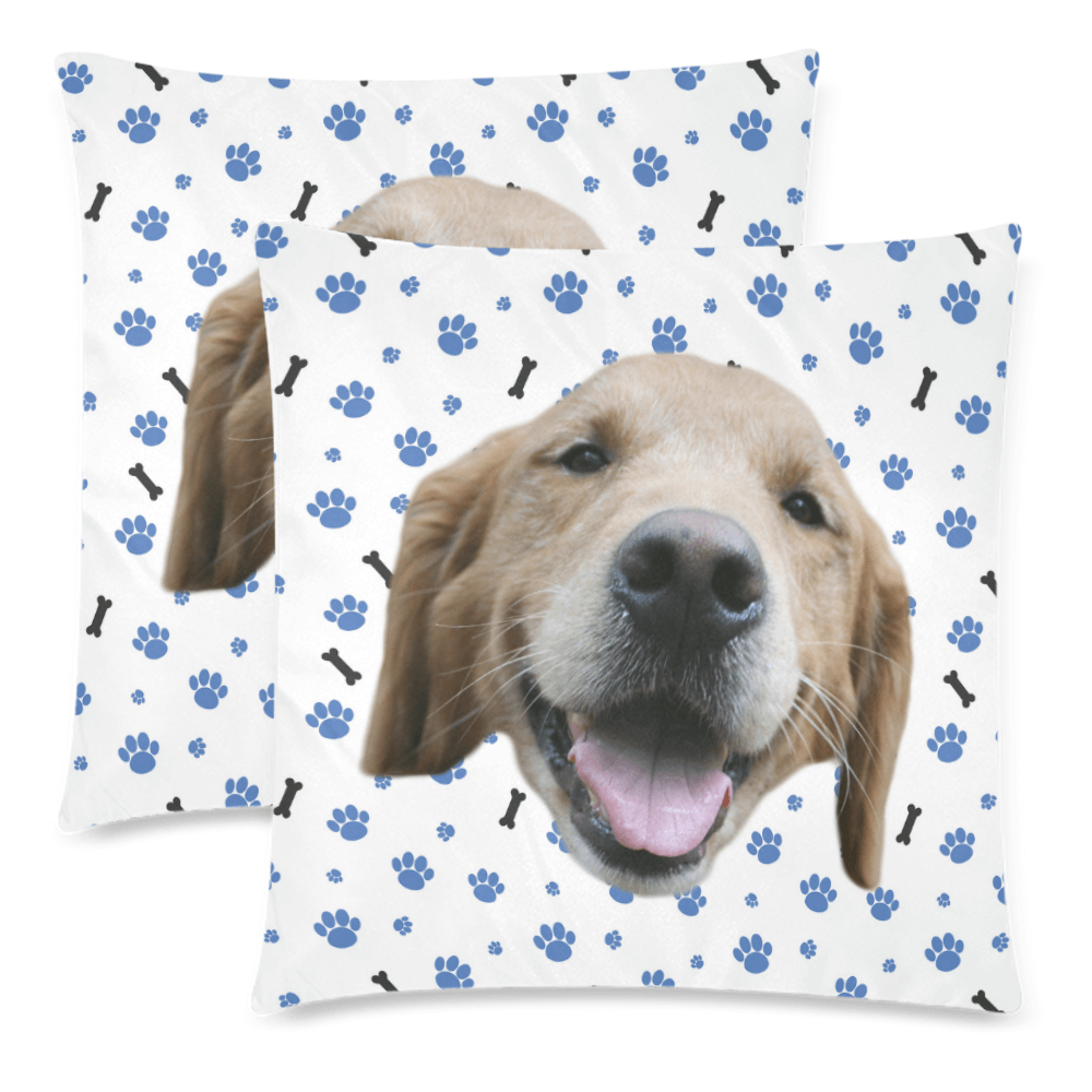 0578538f7241 Custom Dog Pillow Covers – Pawwsy