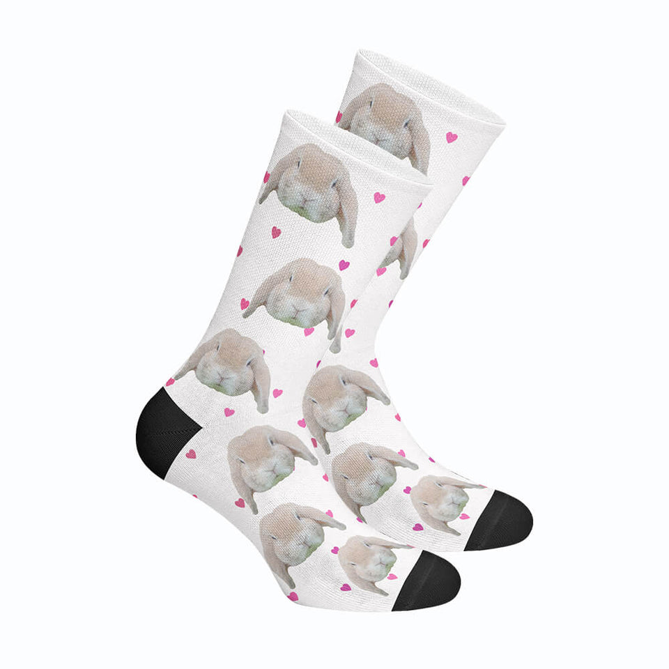 Custom Rabbit Socks