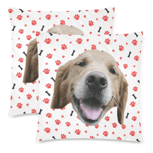 Custom Dog Pillow Covers