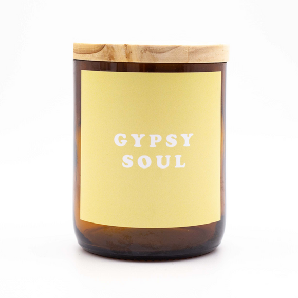 Happy Days Soy Candle - Gypsy Soul