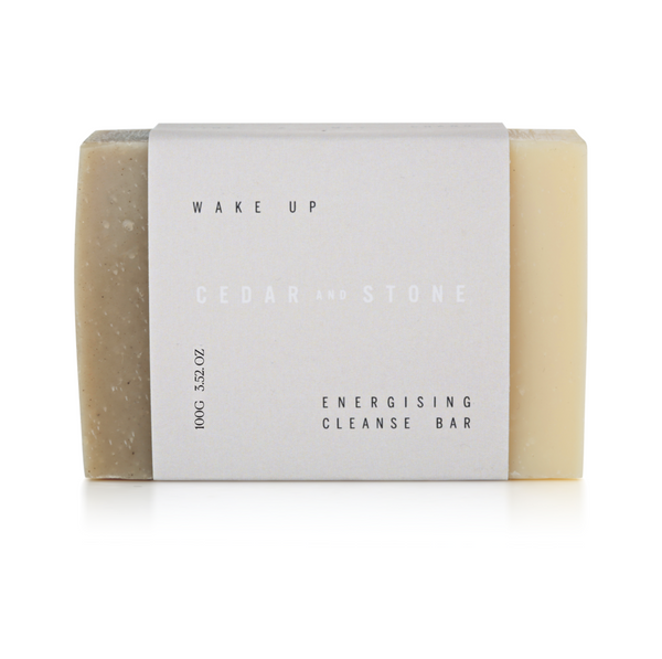 Wake Up Lime + May Chang Cleanse Bar