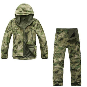 Uniforme militaire de paintball