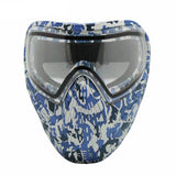 casque paintball camouflage