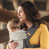 Beco Gemini Cool Baby Carrier - Grey Mesh
