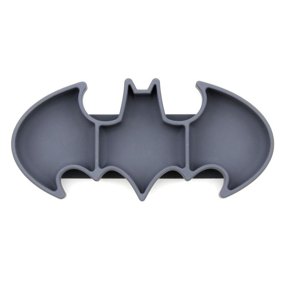 Bat Man Silicone Grip Dish