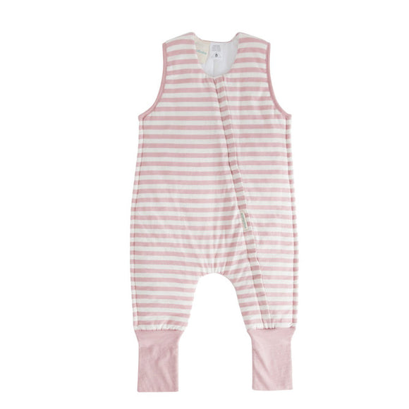 Woolbabe duvet weight sleep suit - Dusk