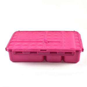 Go Green Food Box - Pink