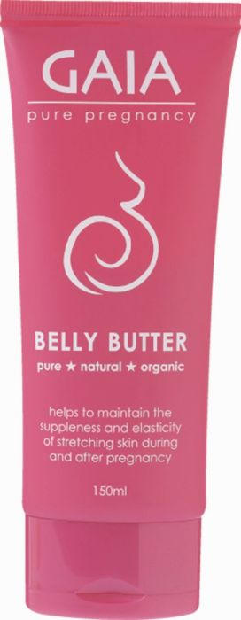 Gaia - NATURAL BELLY BUTTER 150ML