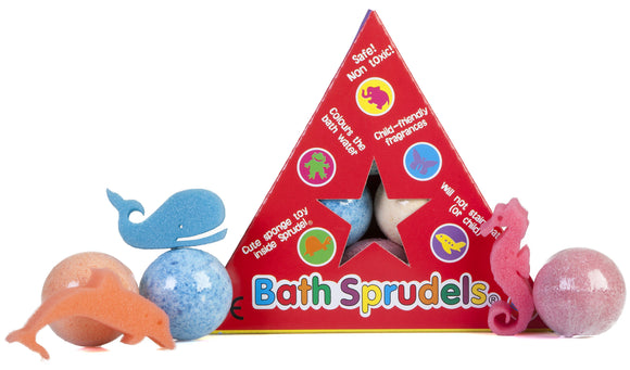 Bath Sprudles - 6 Pack