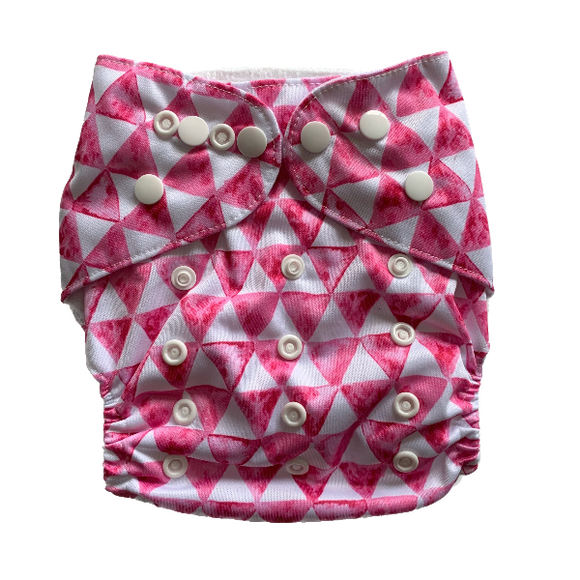 Bear & Moo - Reusable cloth Nappy