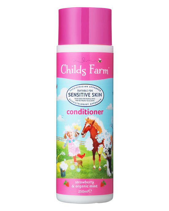 CHILDS FARM CONDITIONER STRAWBERRY & ORGANIC MINT