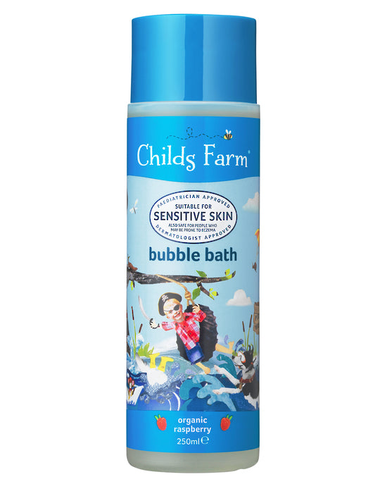 CHILDS FARM BUBBLE BATH ORGANIC RASPBERRY