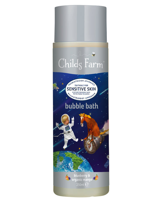 CHILDS FARM BUBBLE BATH BLUEBERRY & ORGANIC MANGO