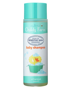 CHILDS FARM BABY SHAMPOO UNFRAGRANCED 250ML