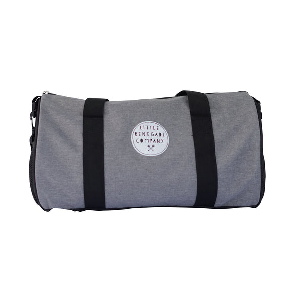 WOLF GREY DUFFLE BAG