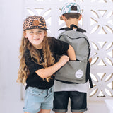 WOLF GREY MINI BACKPACK