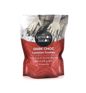 The Lactation Station - DARK CHOC LACTATION COOKIES