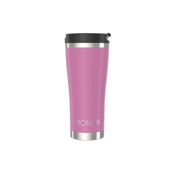 HOT STUFF REUSABLE COFFEE CUP - ROSE
