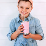 Mini Smoothie Cup - Dusky Pink