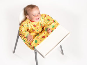BIBaDO – Highchair Coverall Bib with Sleeves