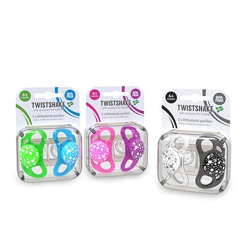 Twistshake Pacifier - Set 2